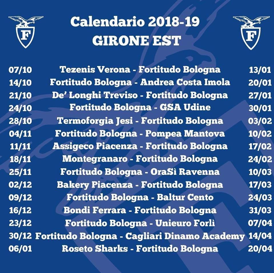 Calendario Serie A2 Basket.Diramato Il Calendario Del Prossimo Campionato Di Serie A2
