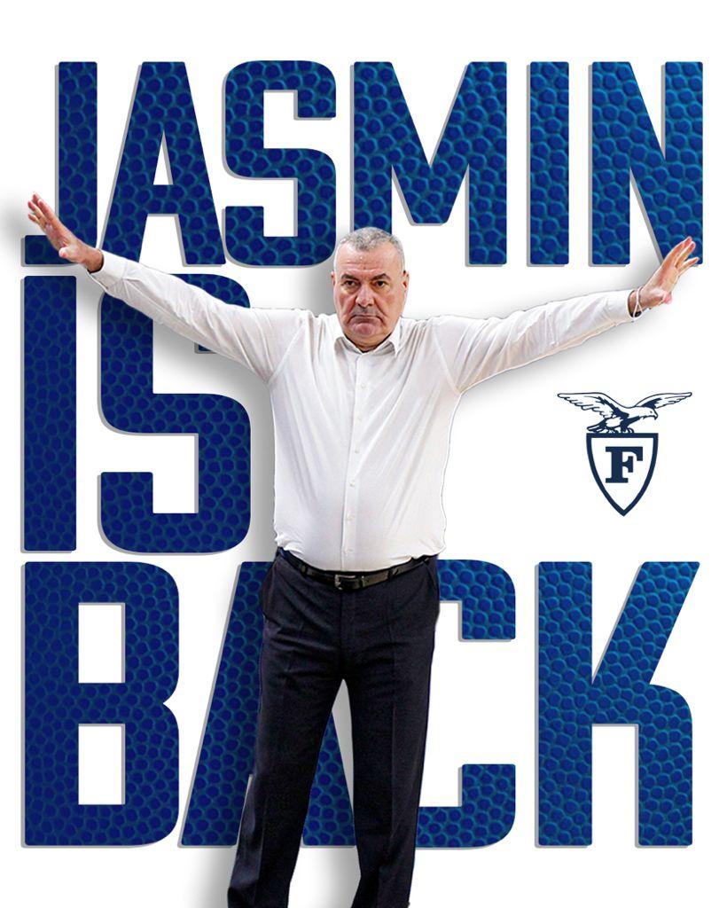 Ufficiale: Jasmin Repesa torna ad allenare la Fortitudo Bologna!